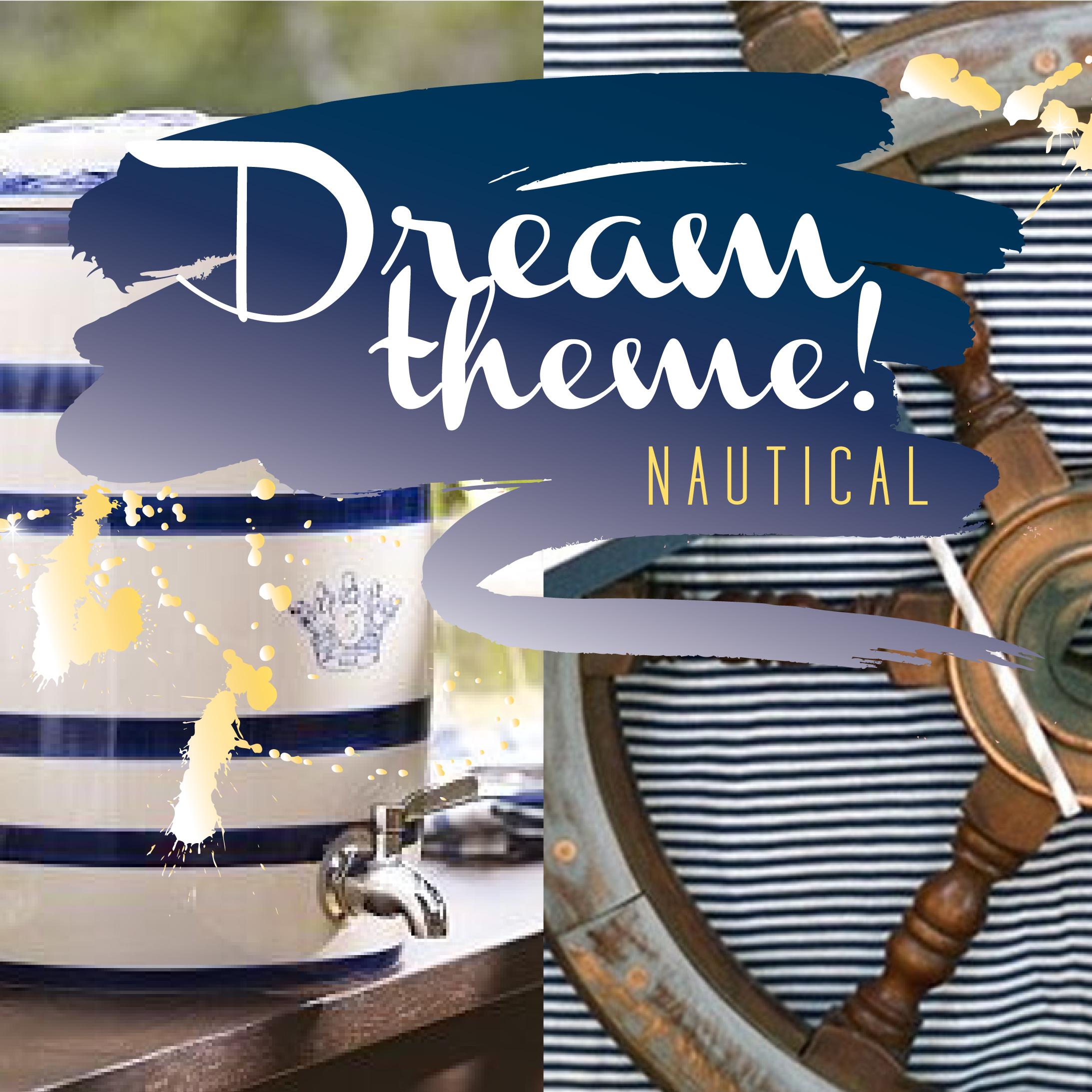 Art Décor: Dream Theme Diaries – Nautical