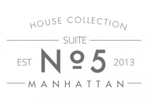 NO.5 Manhattan Text Header