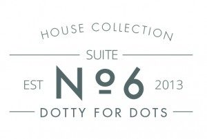 NO.6 Dotty for Dots text header