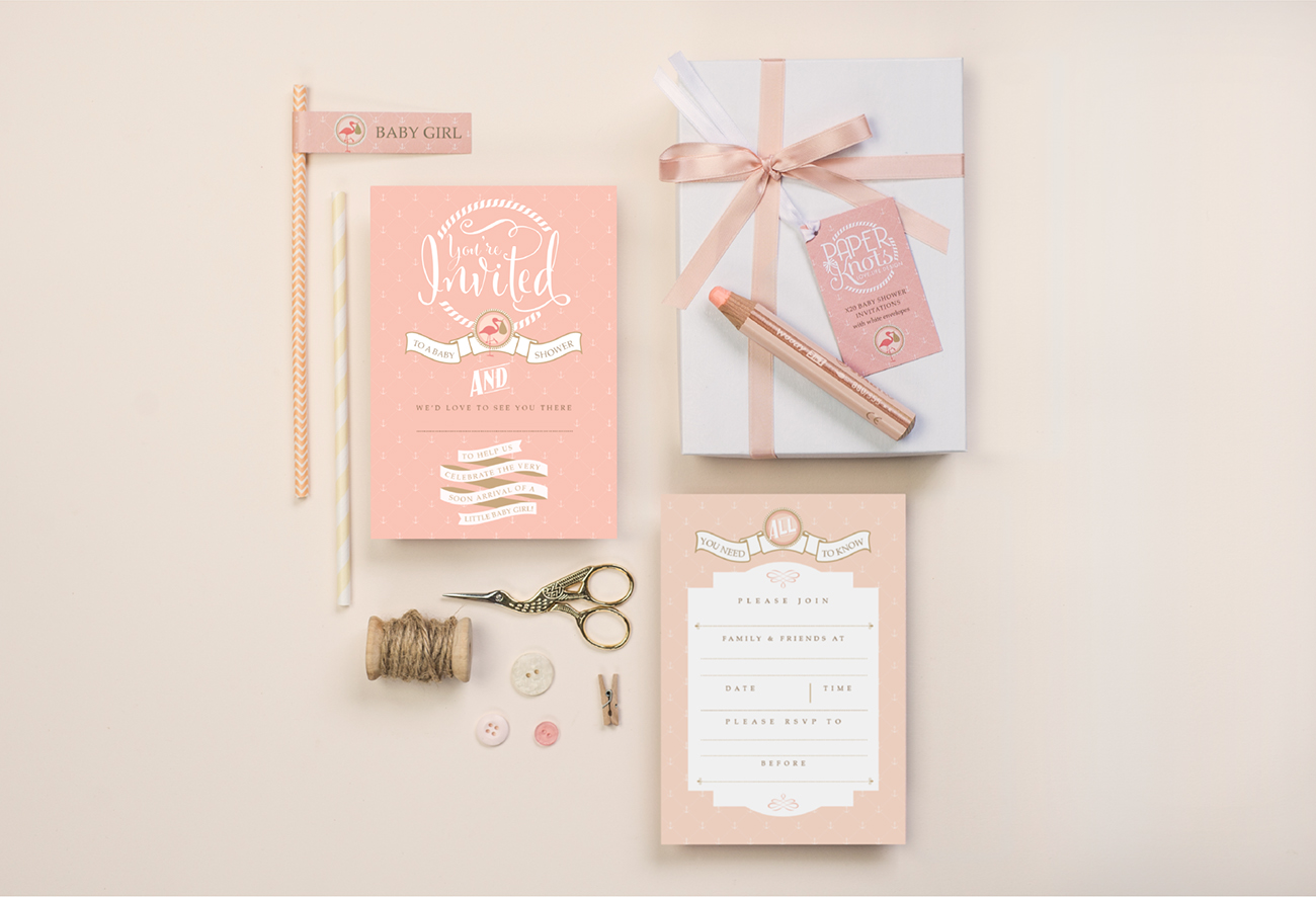 invite in image shower pastel colors royalty baby template free vector invitation