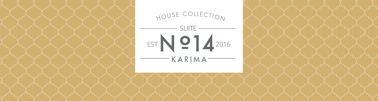 NO.14 Paperknots Karima Collection